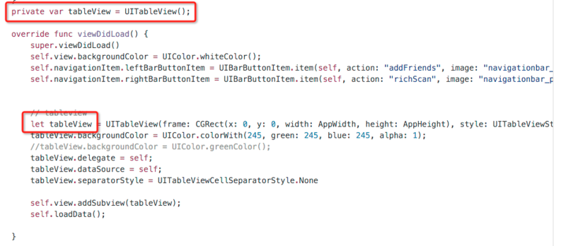The UITableView cell cannot be refreshed after swift adds the closure.
