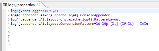 For javaweb projects, log4j does not specify the log output directory, nor does tomcat's log directory?