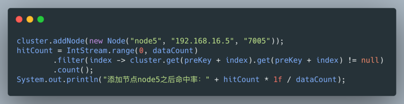 一致性Hash算法Java版实现