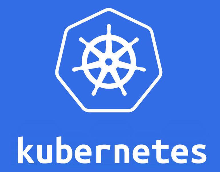 k8s logo