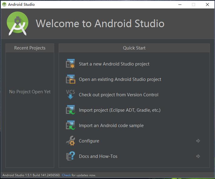 Android学习笔记1:创建Hello World项目