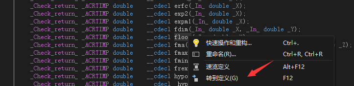 Can IDE tools make it easier to find C library source code